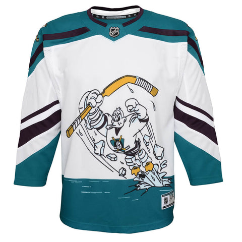 OUTERSTUFF YOUTH ANAHIEM DUCKS SPECIAL EDITION JERSEY