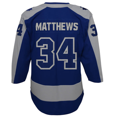 OUTERSTUFF YOUTH TORONTO MAPLE LEAFS MATTHEWS SPECIAL EDITION JERSEY