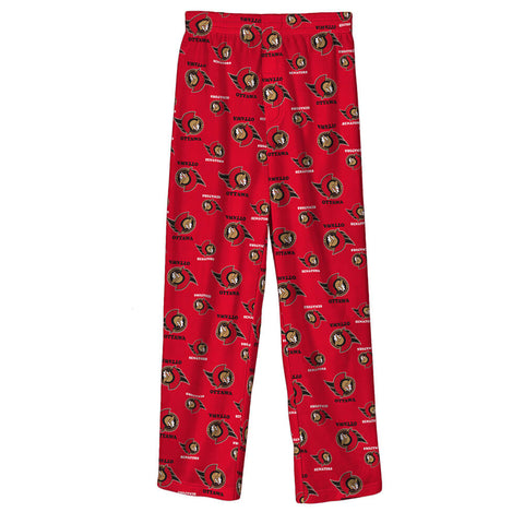 OUTERSTUFF YOUTH OTTAWA SENATORS PRINTED PANTS