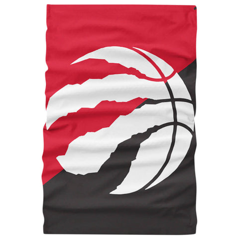 FOREVER COLLECTIBLES TORONTO RAPTORS BIG LOGO GAITER SCARF (NON-MEDICAL)
