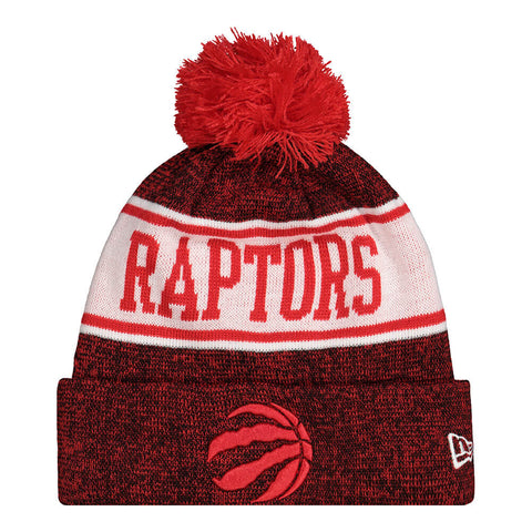 NEW ERA MEN'S TORONTO RAPTORS KNIT BANNER HAT OTC
