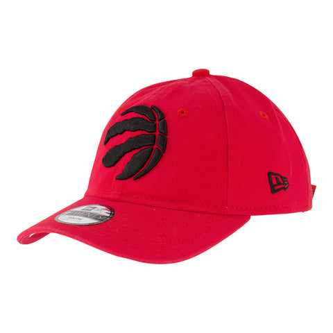 NEW ERA YOUTH TORONTO RAPTORS JT 920 CORE CLASSIC HAT RED