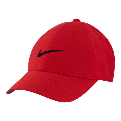 NIKE MEN'S DRIFIT L91 TECH CAP RED
