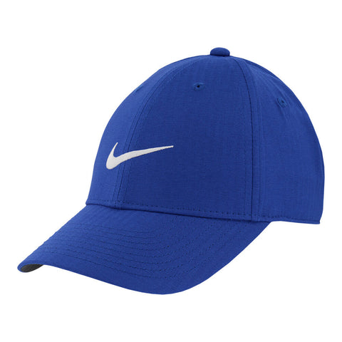 NIKE MEN'S DRIFIT L91 TECH CAP BLUE