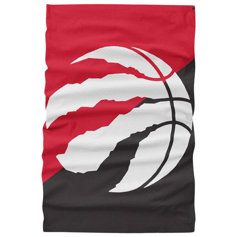 FOREVER COLLECTIBLES YOUTH TORONTO RAPTORS BIG LOGO GAITER SCARF