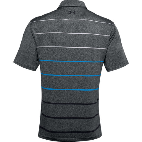 UNDER ARMOUR MEN'S UA PLAYOFF POLO 2.0 GREY