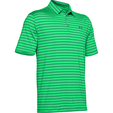 UNDER ARMOUR MEN'S UA PLAYOFF POLO 2.0 GREEN
