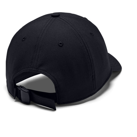 UNDER ARMOUR MEN'S UA BASELINE CAP BLACK