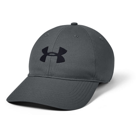 UNDER ARMOUR MEN'S UA BASELINE CAP GREY