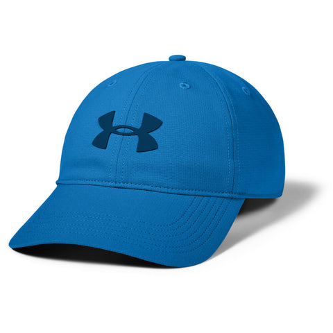 UNDER ARMOUR MENS UA BASELINE CAP BLUE