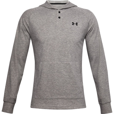 UNDER ARMOUR MEN'S COLD GEAR INFRARED HOODY WHITE
