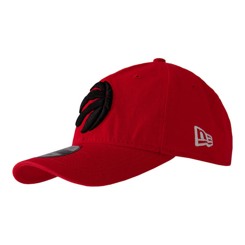 NEW ERA MEN'S TORONTO RAPTORS 920 CORE CLASS ADJUSTABLE HAT RED