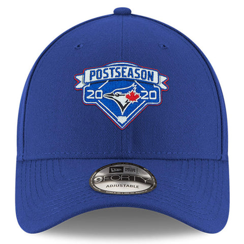 NEW ERA MEN'S TORONTO BLUE JAYS 940 2020 POST SEASON LOCKER ROOM HAT