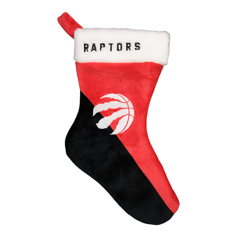 FOREVER COLLECTIBLES TORONTO RAPTORS 17'' XMAS STOCKING
