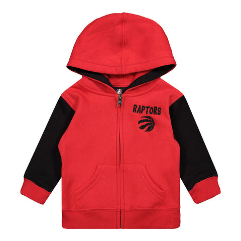 OUTERSTUFF INFANT TORONTO RAPTORS ARENA FULL ZIP HOODY