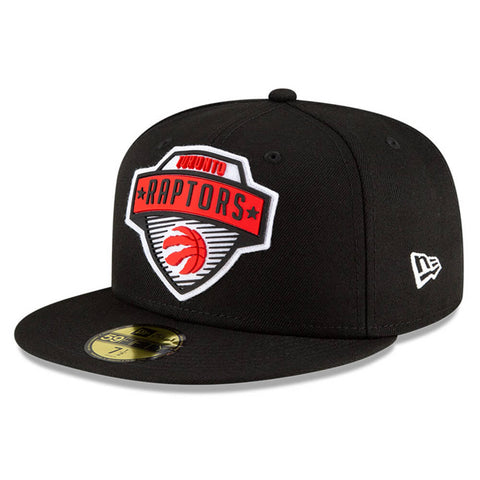 NEW ERA MEN'S TORONTO RAPTORS NBA20 TIP OFF 5950 HAT OTC