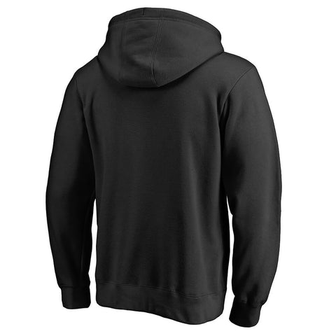 FANATICS MEN'S PITTSBURGH PENGUINS VICTORY ARCH FLEECE BLACK
