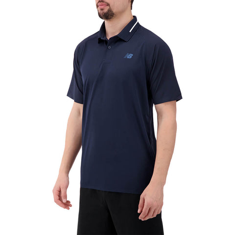 NEW BALANCE MEN'S TOURNAMENT POLO