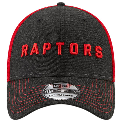 NEW ERA TORONTO RAPTORS 3930 HEATHERED C1 CAP OTC