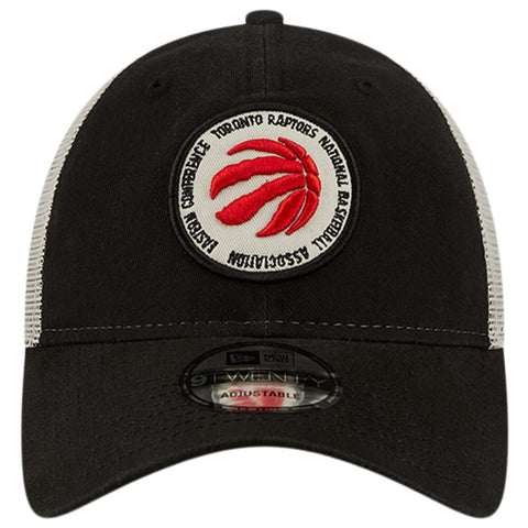 NEW ERA TORONTO RAPTORS 920 CIRCLE TRUCKER C1 CAP OTC