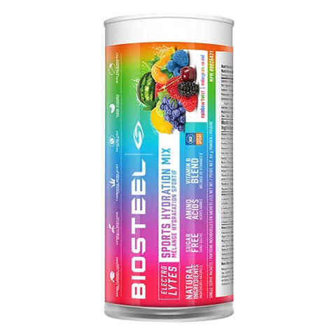 BIOSTEEL HPS MIX TUBE (12) RAINBOW TWIST