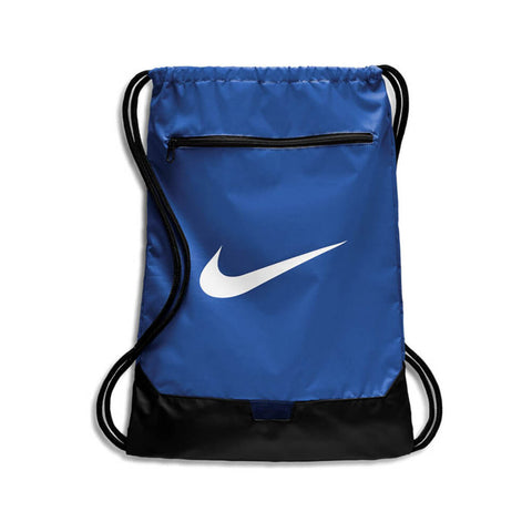 NIKE BRASILIA GYM SACK 9.0 ROYAL