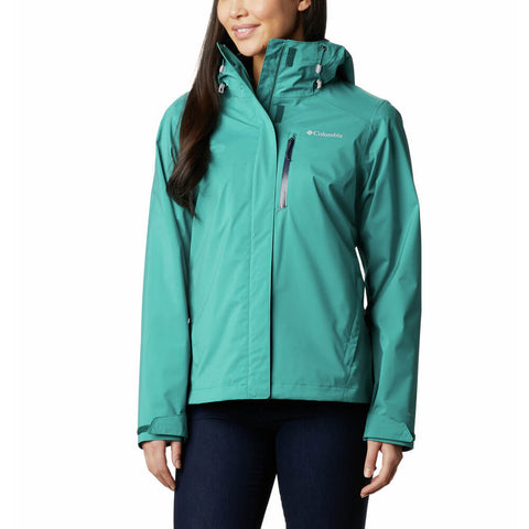 COLUMBIA WOMEN'S CABOT TRAIL RAIN JACKET WATERFALL