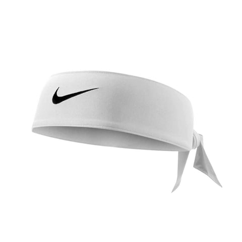 NIKE DF HEAD TIE 3.0 WHITE