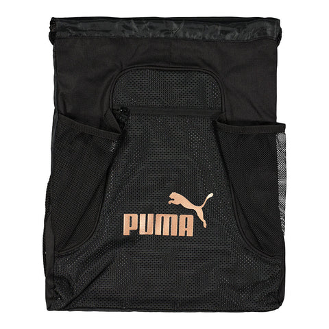 PUMA EVERCAT CARRYSACK BLACK/GOLD