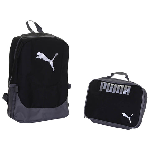 PUMA EVERCAT THE DUO BACKPACK GRUB KIT BLACK GREY