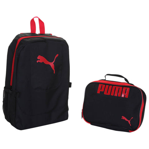 PUMA EVERCAT THE DUO COMBOPACK BACKPACK GRUB KIT BLACK/RED