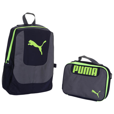 PUMA EVERCAT THE DUO COMBOPACK BACKPACK GRUB KIT BLUE/YELLOW
