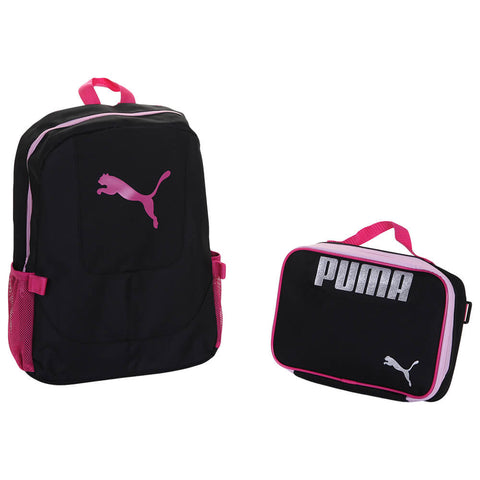 PUMA EVERCAT THE DUO BACKPACK GRUB KIT BLACK/PINK