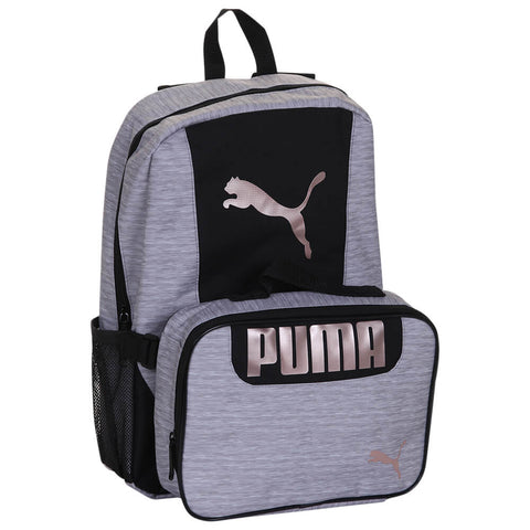 PUMA EVERCAT THE DUO BACKPACK GRUB KIT GRAY/BLACK
