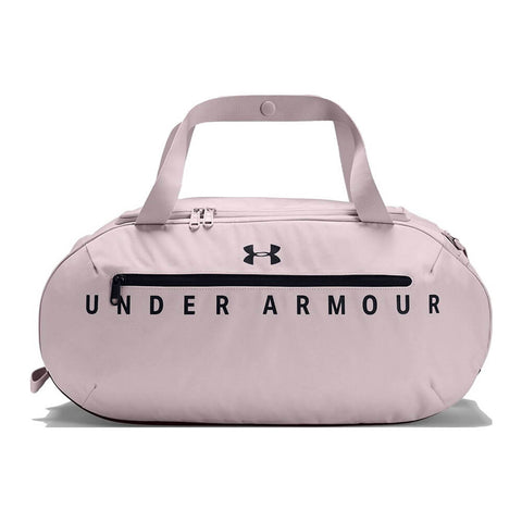 UNDER ARMOUR ROLAND DUFFEL SMALL DASH PINK/BLACK