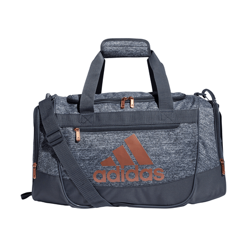 ADIDAS DEFENDER III SMALL DUFFEL JERSEY ONIX/ROSE GOLD