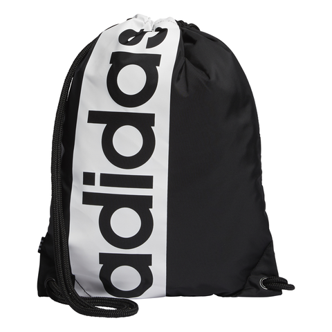 ADIDAS COURT LITE SACKPACK BLACK/WHITE