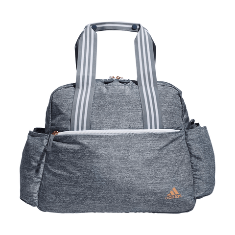 ADIDAS WOMEN'S SPORT TO STREET II TOTE JERSEY GREY/ROSE GOLD