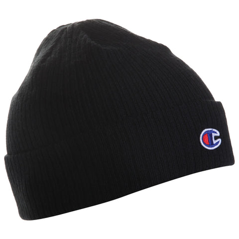 CHAMPION TRANSITION 2.0 CUFF BEANIE BLACK