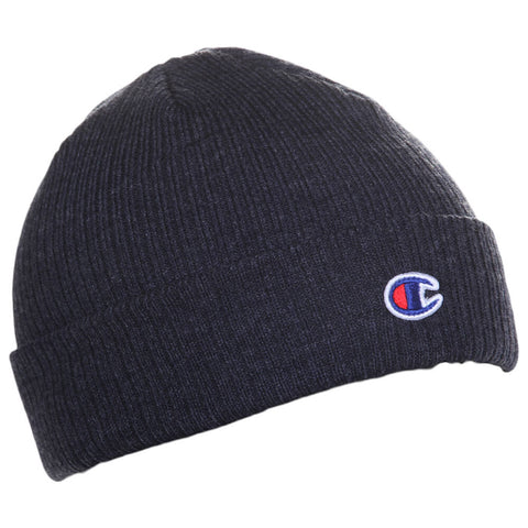 CHAMPION TRANSITION 2.0 CUFF BEANIE DARK BLUE
