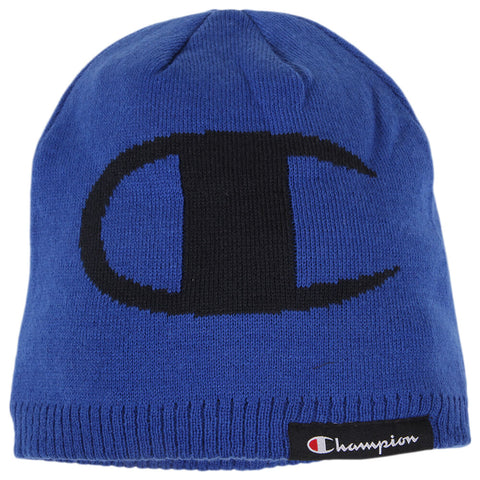 CHAMPION PARAMETER BEANIE MEDIUM RED FLAT