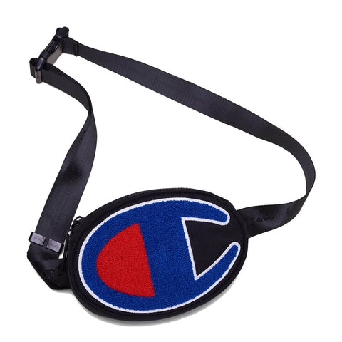 CHAMPION CHAMPION PRIME WAIST PACK BLACK/BLUE