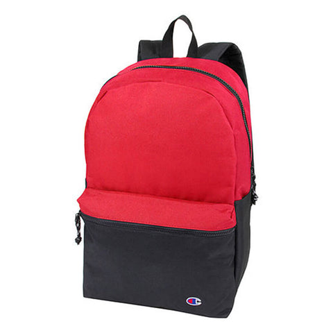 CHAMPION FOREVER CHAMP ASCEND BACKPACK RED/BLACK