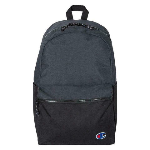 CHAMPION FOREVER CHAMP ASCEND BACKPACK HEATHER FRONT