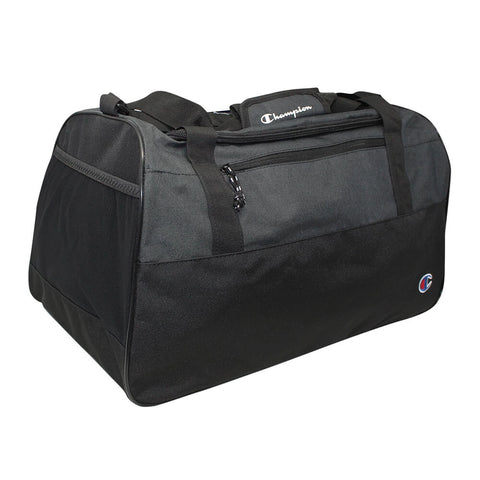 CHAMPION FOREVER CHAMP ASCEND DUFFEL BLACK