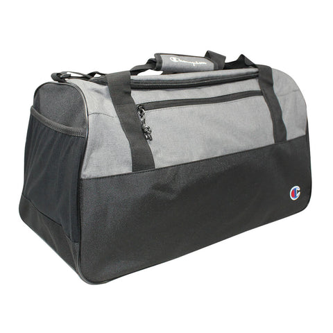 CHAMPION FOREVER CHAMP ASCEND DUFFEL HEATHER