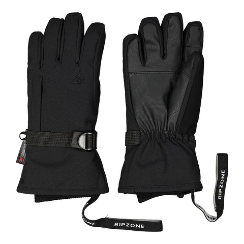 RIPZONE WOMEN'S SVEN INSULATED GLOVE BLACK