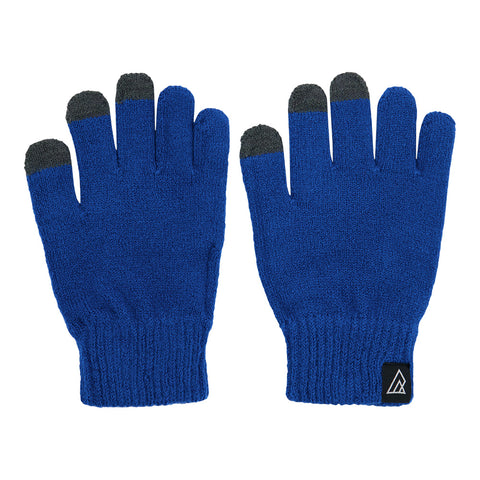 RIPZONE YOUTH LOGAN TOUCH TIP GLOVE CLASSIC BLUE