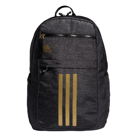 ADIDAS LEAGUE 3 STRIPE BACKPACK DARK GREY