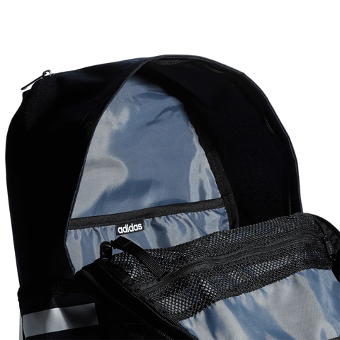ADIDAS CLASSIC 3S III BACKPACK NAVY CLOSE